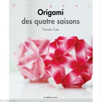 Livre Origami des 4 saisons - Tomoko Fuse