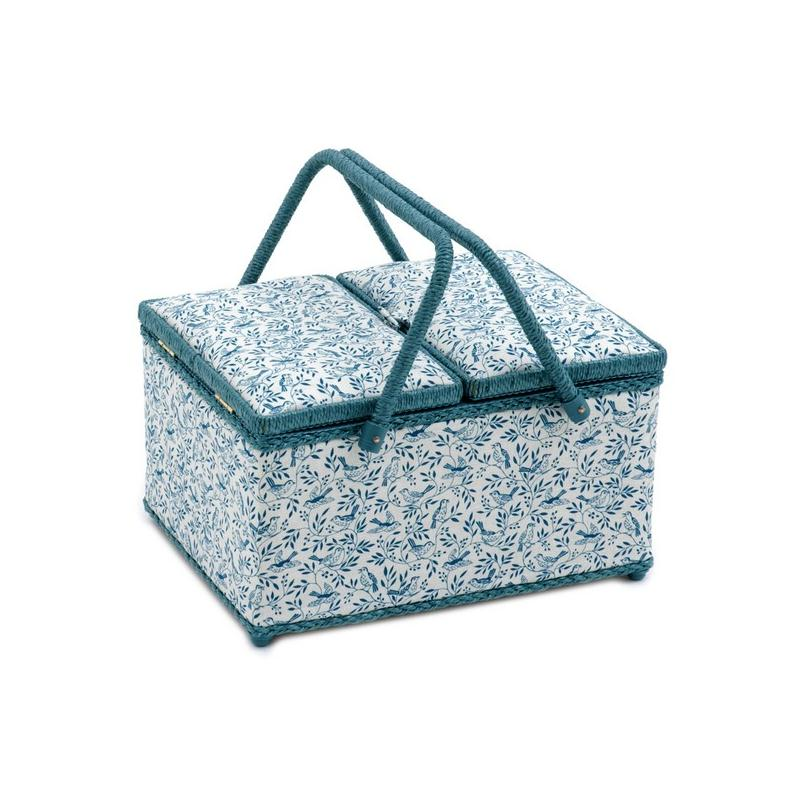 bo te couture songbird grand mod le boite rangement couture creavea. Black Bedroom Furniture Sets. Home Design Ideas