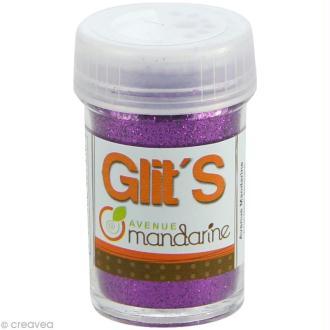 Paillettes Glit's Violet x 14 gr