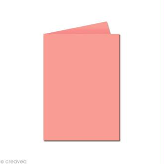 Papier Pollen carte double 110 x 155 Litchi x 25
