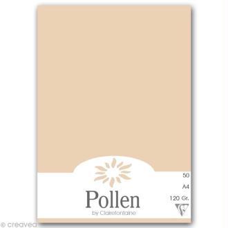 Papier Pollen A4 50 feuilles - Opaline