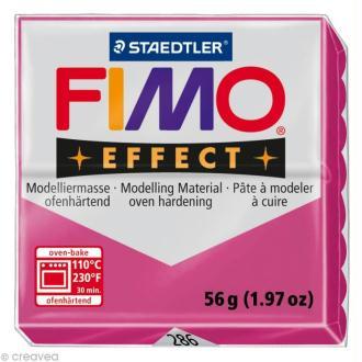 Pâte Fimo Effect Rubis quartz 286 - 56 gr