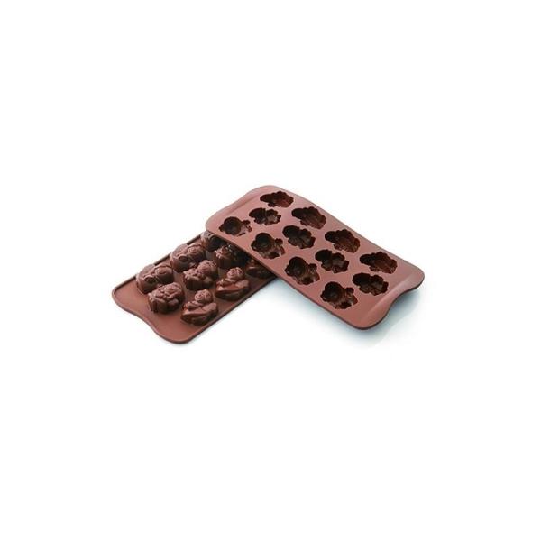Moule à chocolats Petits anges - Photo n°2