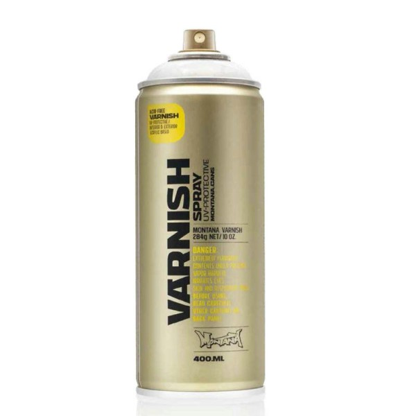 Bombe de vernis mat Montana - 400ml - Photo n°1