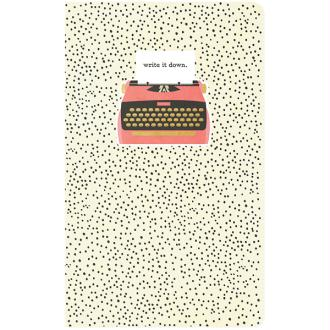 Notebook Doc it The reset girl pour traveler carnet Simple Stories