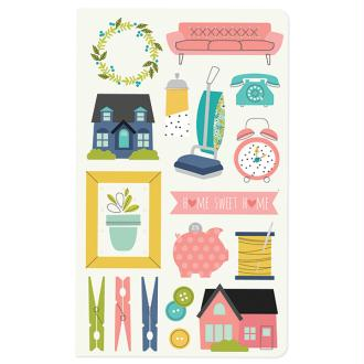 Notebook Doc it Home sweet home pour traveler carnet Simple Stories