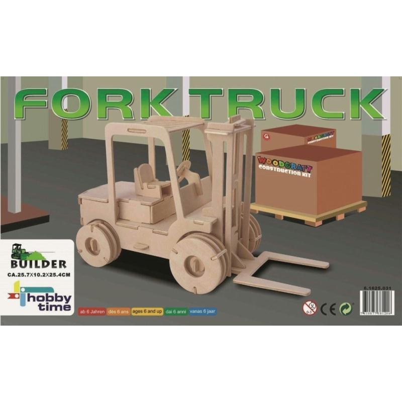 Kit de construction en bois engin de levage kit for Bois construction exterieur