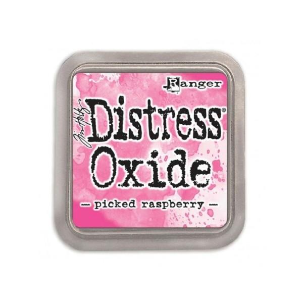 Encreur Distress Oxide - Picked raspberry - Photo n°1