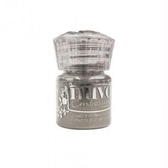 Tonic Studio Nuvo Embossing Powder - Classic silver