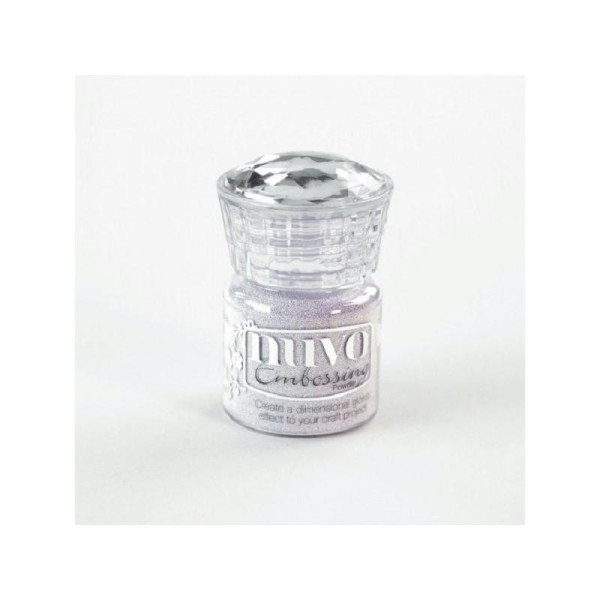 Tonic Studio Nuvo Embossing Powder - Soft Lilac - Photo n°1