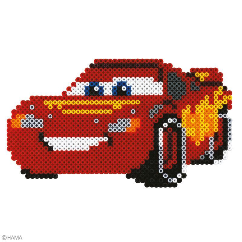 Kit Perles Hama Midi - Disney Cars - 4000 perles - Photo n°2