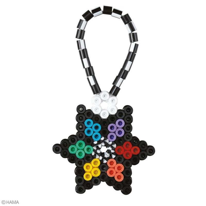 Mini kit Perles Hama Midi - Etoiles - 350 perles - Photo n°2