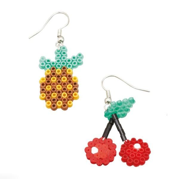 Kit Perles Hama Mini - Accessoires colorés - 10500 perles - Photo n°3