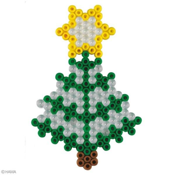 Mini kit Perles Hama Mini - Noël 2 - 2000 perles - Photo n°3