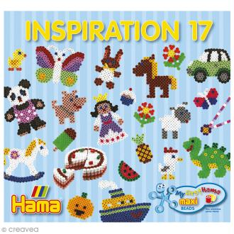 Livre Inspiration 17 - Hama maxi