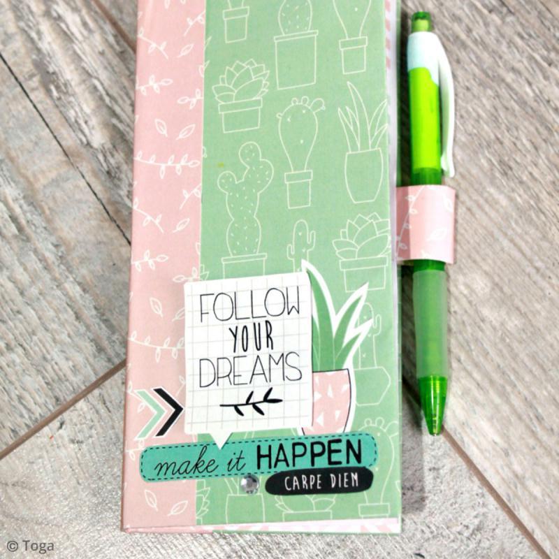 Chipboard Carton - Enjoy the Little Things - 24 pcs - Photo n°5