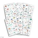 Stickers agenda planner organisation Toga - Enjoy the Little Things - 500 pcs - Photo n°2