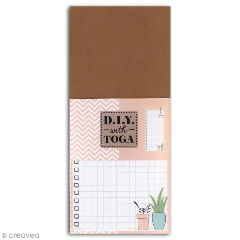 Bloc Notes To do List - Enjoy the Little Things - 8 x 18,5 cm - 100 pages - Photo n°1