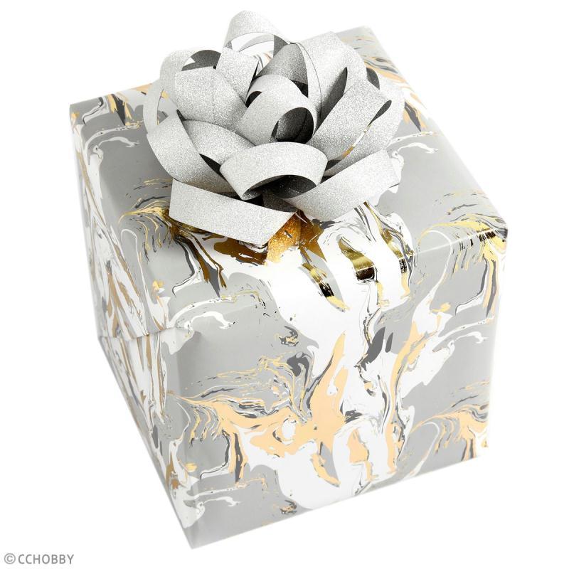 Rouleau papier cadeau - Cadeaux - 50 cm x 5 m - Photo n°3