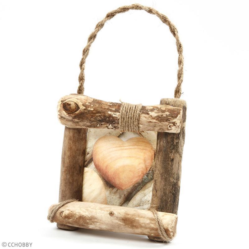 Mélange de bois décoratif - 6 à 14 cm - 610 g - Photo n°2