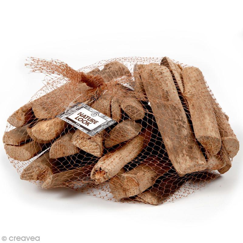 Mélange de bois décoratif - 6 à 14 cm - 610 g - Photo n°1