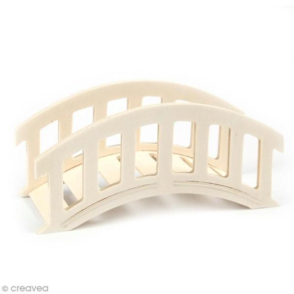 Pont décoratif miniature - 14,5 x 7 x 6 cm - Photo n°1
