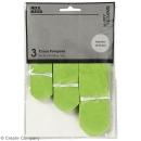 Lot de pompons en papier de soie - différents coloris - 20, 24, 30 cm - 3 pcs - Photo n°5