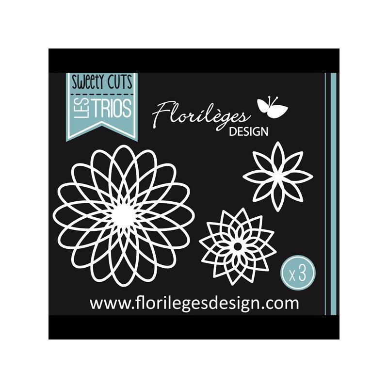 outils de d coupe jolies rosaces matrice de d coupe. Black Bedroom Furniture Sets. Home Design Ideas