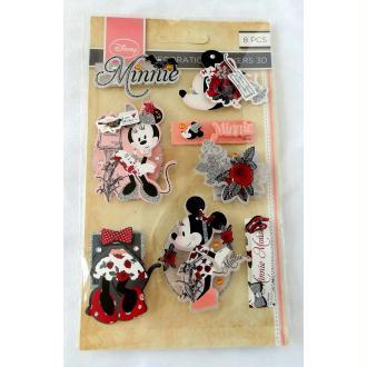 Die cuts Disney - Minnie - 8pcs