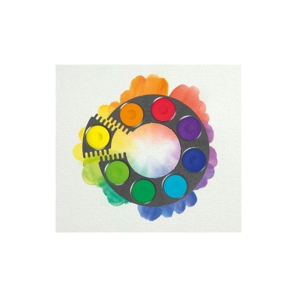 Faber-Castell Palette de peinture 24 couleurs (Import Royaume Uni) - Photo n°3