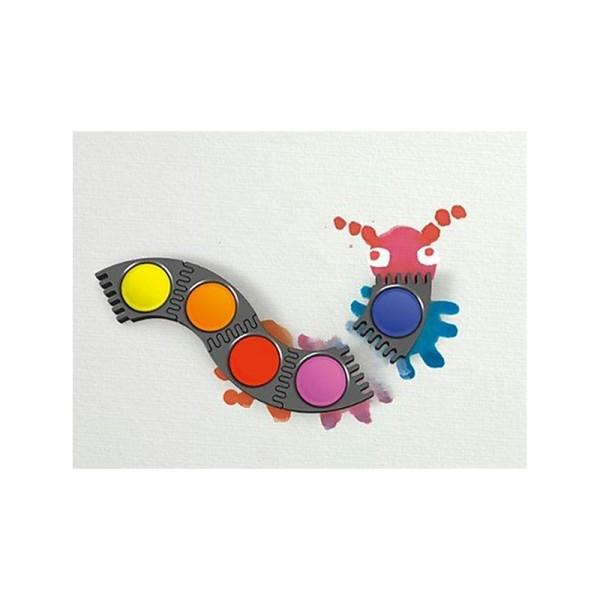 Faber-Castell Palette de peinture 24 couleurs (Import Royaume Uni) - Photo n°4