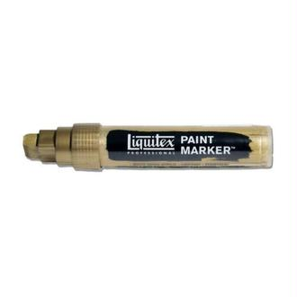 Liquitex 00051 Marqueur Pointe Large 8-15 mm Or Antique Iridescent