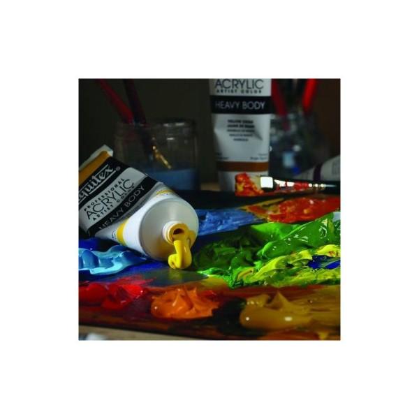 Liquitex Professional Heavy Body Tube de Peinture acrylique 138 ml bleu phtalocyanine/Nuance ...