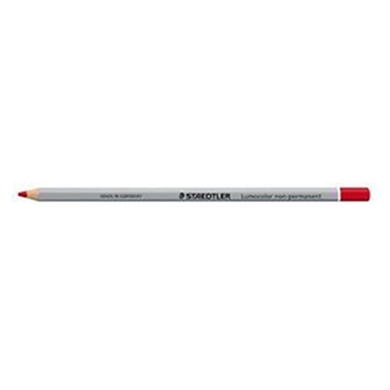 lumocolor crayon non permanent omnichrom rouge crayon de coloriage creavea. Black Bedroom Furniture Sets. Home Design Ideas