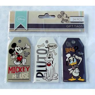 Tag Disney - Mickey - 24 pcs