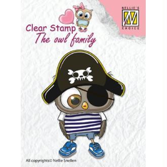 Tampon Nellie Snellen - Pirate