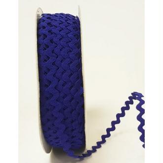 2 m de ruban croquet couture tissu 0.8 cm BLEU