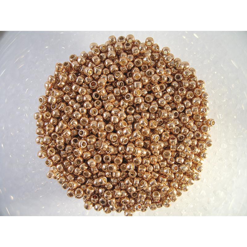 10g rocaille 8 0 toho or rose 3mm perles treasure toho for Accessoires cuisine japonaise