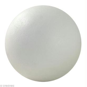 Boule en styropor ignifugé 15 cm