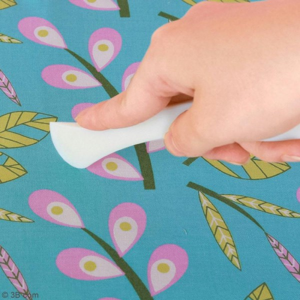 Outil de couture pour marquer les angles - 2 côtés - 18 cm - Photo n°4