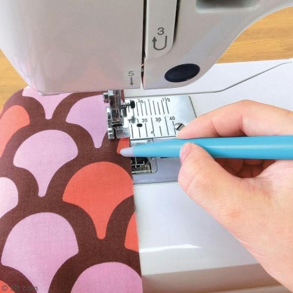 Stylet de précision pour couture - pointe silicone - 17,5 cm - Photo n°3