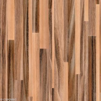 Adhésif décoratif bois - Palissandre 45 cm x 3 m