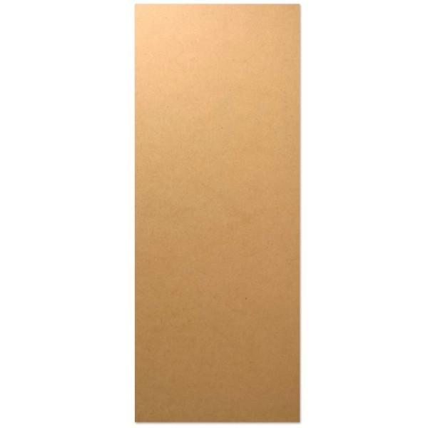 Support en bois médium pour images 3D - 20 x 50 cm - Photo n°1