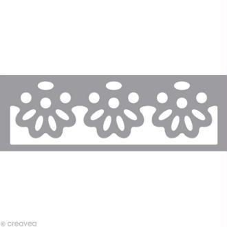Perforatrice de bordure Rayher - Fleur
