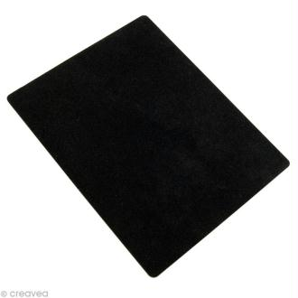 Sizzix Silicone Rubber - Support pour embosser 18,7 x 14,7 cm