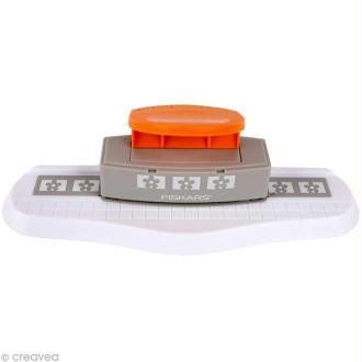 Perforatrice de lisière interchangeable - Set de démarrage