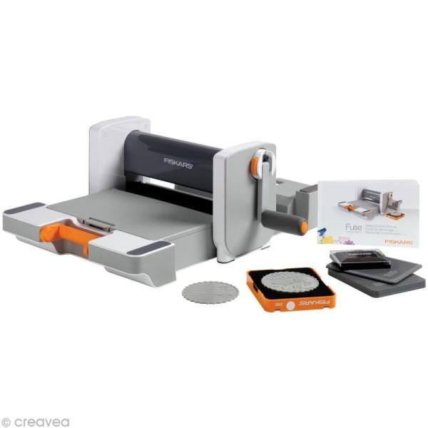 Machine de coupe Fuse Creativity System - 30 x 30 cm -  Set de démarrage - Photo n°1