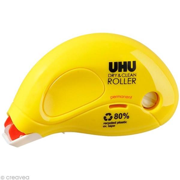 Colle UHU permanente en souris 6,5 mm x 8,5 m - Photo n°1