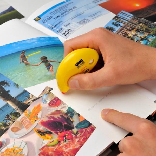 Colle UHU non-permanente en souris 6,5 mm x 8,5 m - Photo n°3