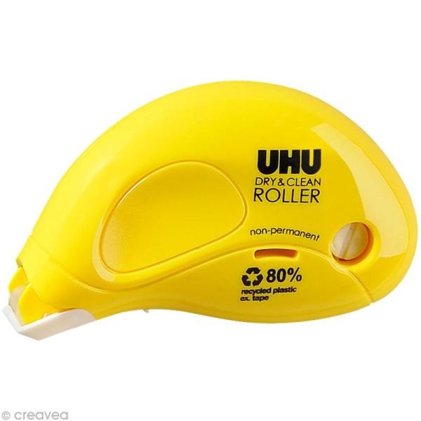 Colle UHU non-permanente en souris 6,5 mm x 8,5 m - Photo n°1